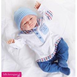 Lalka Reborn - realistyczny chłopczyk Carlos