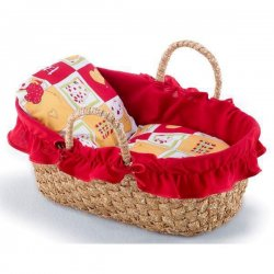 Mały koszyczek dla lalki - Bayer Chic