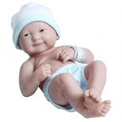 Zestaw La Newborn z ubrankami, chłopczyk