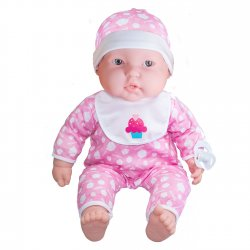 Big Soft Doll - Lot's to Cuddle JC TOYS