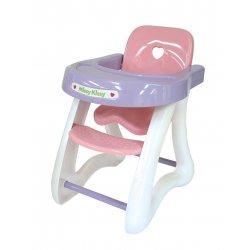 Krzesełko do Karmienia dla Lalek - JC Toys (Berenguer)