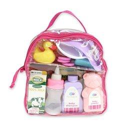 Zestaw akcesoriów dla lalki, firma Berenguer