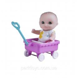 Laleczka w spacerówce, Mini Nursery - Berenguer