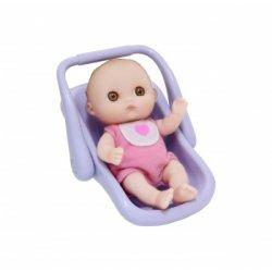 Laleczka w krzesełku do karmienia, Mini Nursery Berenguer