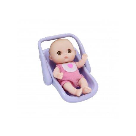 Laleczka Mini Nursery 14 cm - W nosidełku - Berenguer