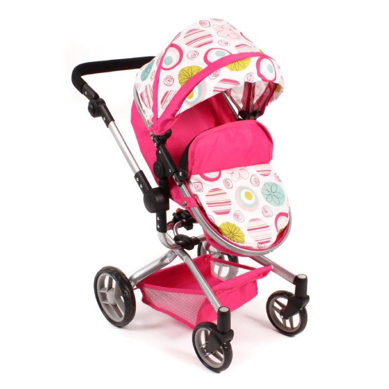 Duży wózek dla lalki Yolo