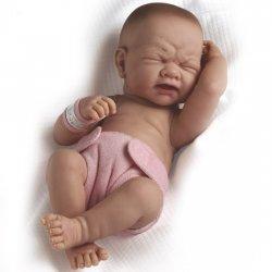 La Newborn Prawdziwa dziewczynka! - lalki-berenguer.pl