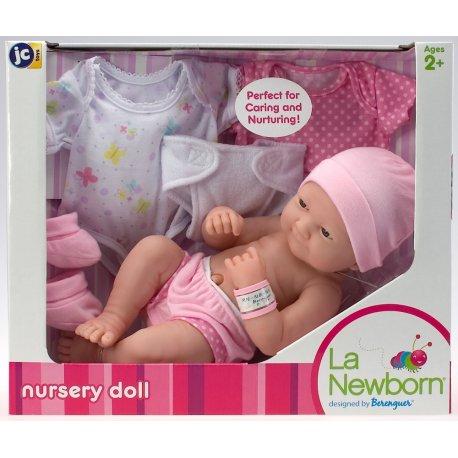 Lalka Bobas z ubrankami - ubieranie lalek!