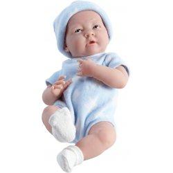 La Newborn Chłopczyk Niebieski - Lalka Bobas