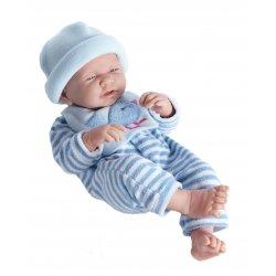 Nino zaspany - lalka bobas 43cm
