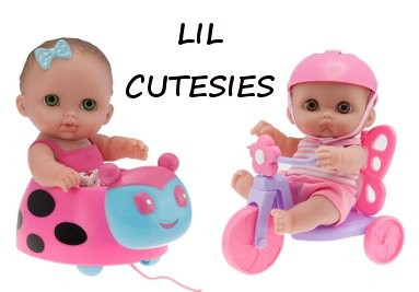 Lalki Lil Cutesies