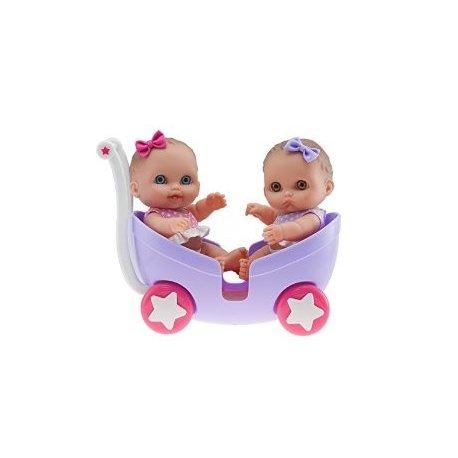Dwie lalki w wózeczku, seria Lil Cutesies Berenguer