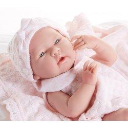 Hiszpańska Lalka La Newborn Rosa - Dzidziuś
