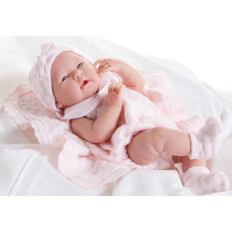 hiszpańska lalka Berenguer