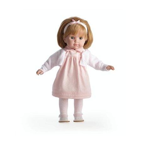 Lalka dziewczynka z włosami do czesania - Berenguer 30004