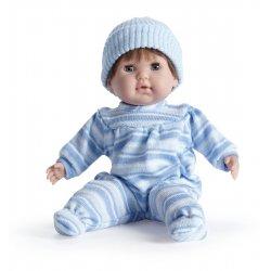 Noni - niebieskie ubranko - lalka dla dwulatki