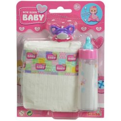 Accessory Set for Baby Dolls - Simba