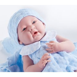 La Newborn Azul - Baby Doll Boy