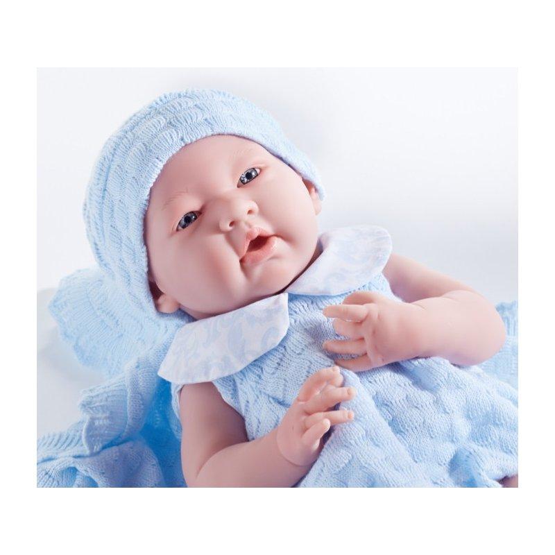 La Newborn Azul - Berenguer Boutique 2015