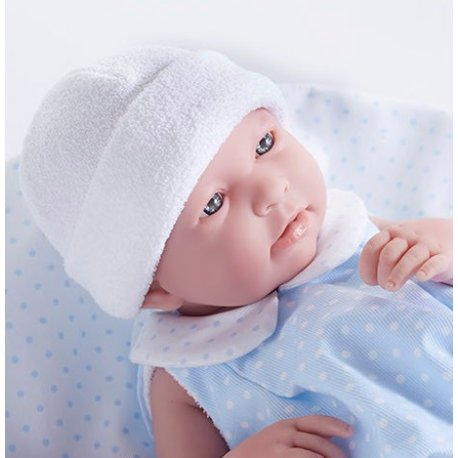 Duża lalka bobas - chłopczyk Nino - Berenguer Boutique