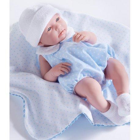 Duża lalka bobas Nino - Chłopczyk