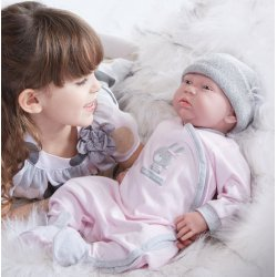 Reborn Doll - Lucia - Bebe Real Collection