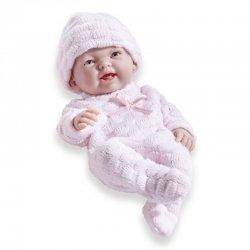 Mały Bobas - Lalka dziewczynka ze smoczkiem - La Newborn