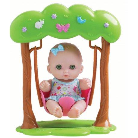Laleczka Bibi - słodziak o zielonych oczach