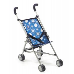 Mini Buggy Roma in Blue Bayer Chic 601 01