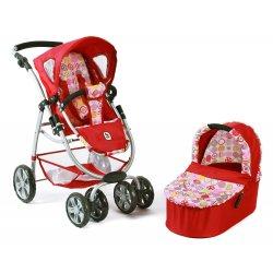 Wózek Bellina dla lalek - Ruby, Bayer Chic