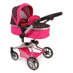 Wózek dla lalki - Yolo - dwa w jednym