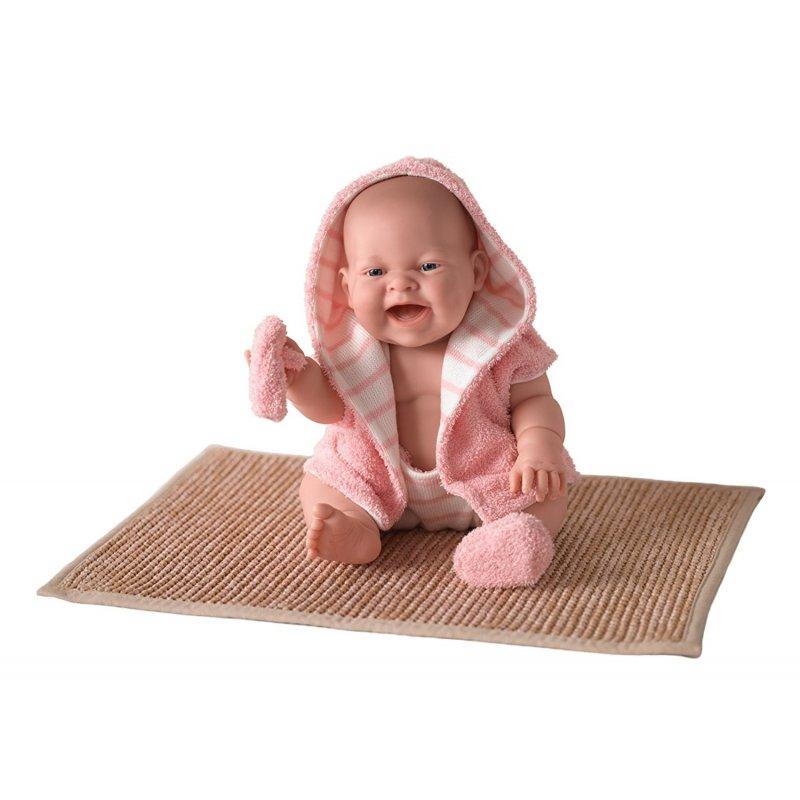Lalka w Kąpieli - zestaw do kąpieli