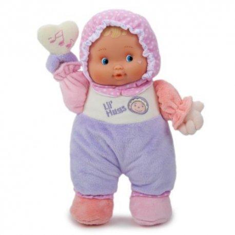 Mięciutka lalka dla niemowląt