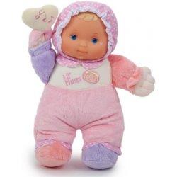 Pierwsza lalka dla dziewczynki - Lalka Lil Hugs 30 cm - mięciutka