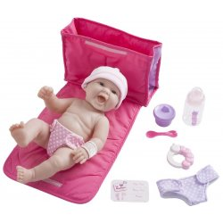 Baby Doll with accessories - JC Toys