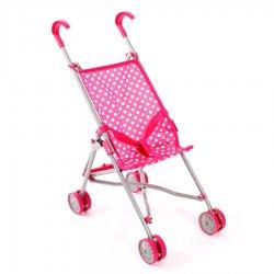 Wózeczek Mini Buggy Roma - fioletowy