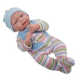 La Newborn Leo- Berenguer Boutique, bobas chłopczyk