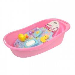 Wanienka dla Lalki oraz akcesoria - JC Toys (Berenguer)
