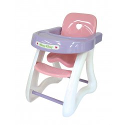 Keeps-High Chair for Dolls