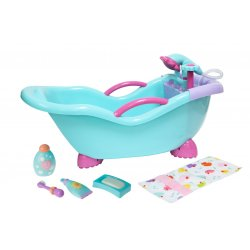 Big Bath for Baby Dolls - JC Toys