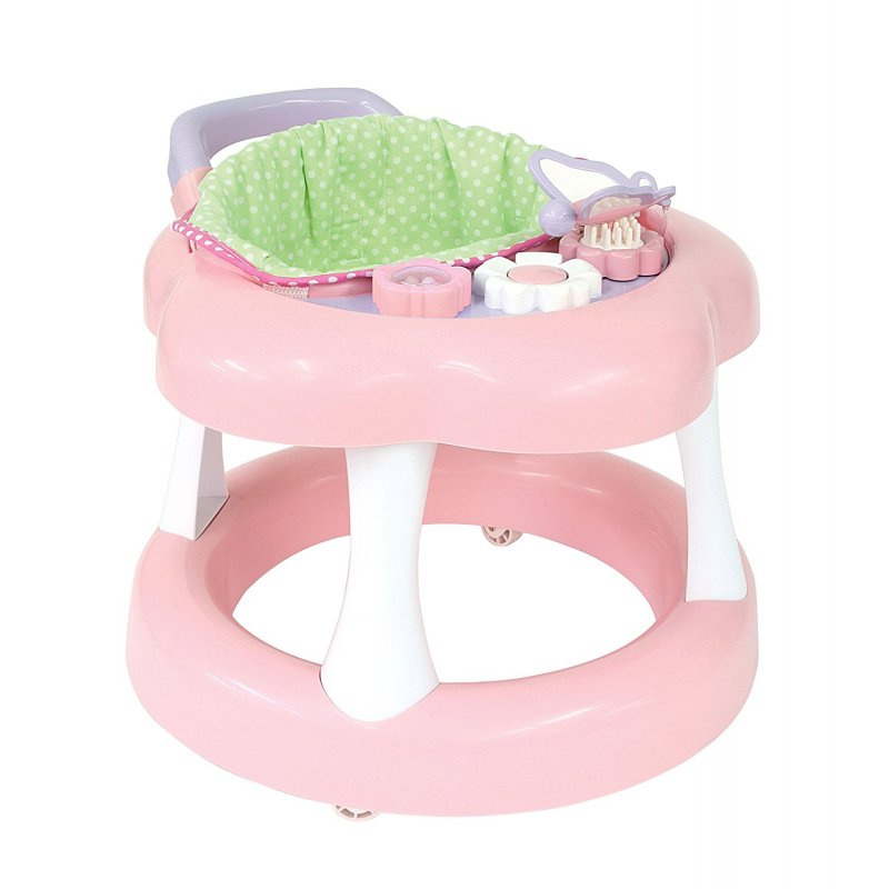 Baby Doll Walker Playset Jc Toys 25530