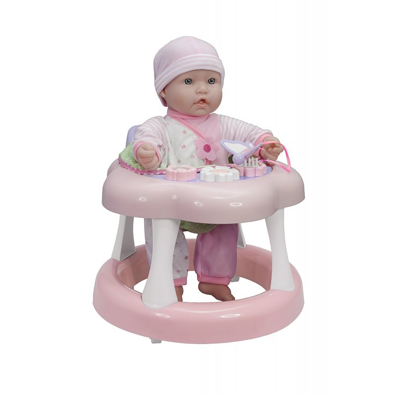 Baby Doll Walker Playset - JC Toys 25530