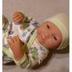 Pajacyk dla lalki bobas - 41 do 44cm