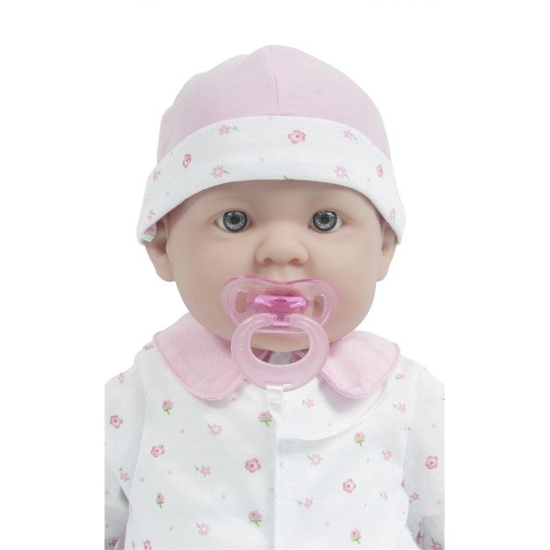 Duża miękka lalka bobas idealna do szkół rodzenia. Łatwo ją ubierać.