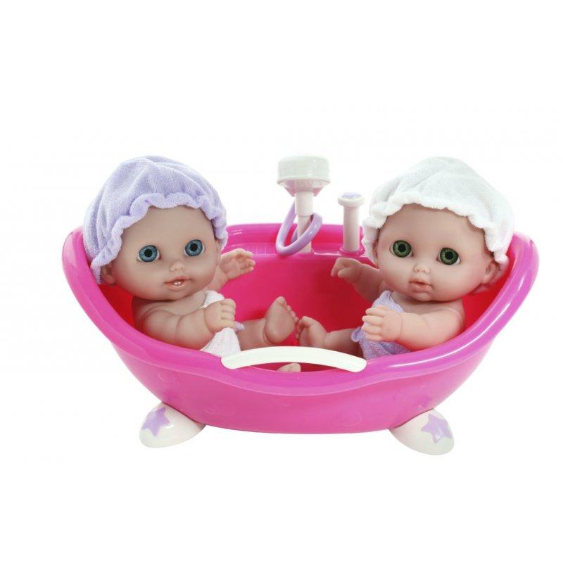 Laleczki Lil Cutesies w wanience - Jc Toys Berenguer