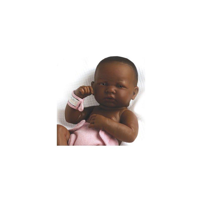 African American Real Girl La Newborn Baby Doll