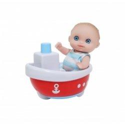 Laleczka Mini Nursery 14 cm - W statku - Berenguer