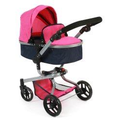 Duży wózek dla lalek, kombi - Yolo 593 27