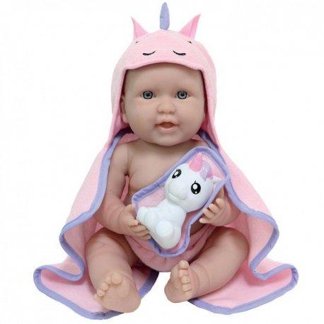 La Newborn Moments Unicorn - Lalka Bobas Dziewczynka