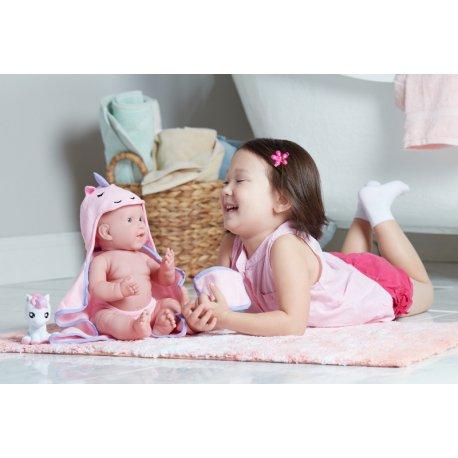 Lalka bobas jednorożec - lalkę można kąpać